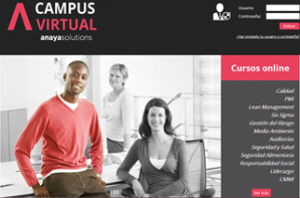 Campus Virtual Anaya Solutions